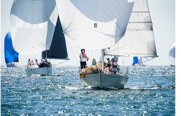 Safe Harbor Race Weekend is August 13 – 15