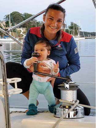 Alicia Martorella Poole named Club Manager at Cedar Point Yacht Club
