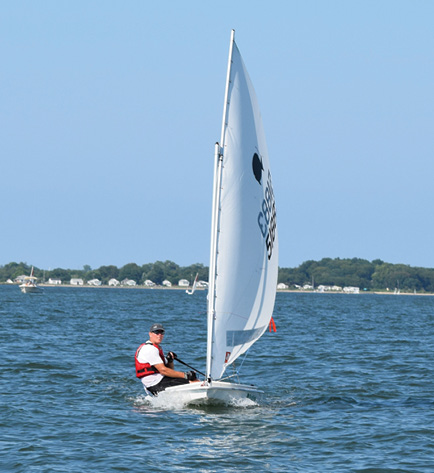 Southold Yacht Club Will Host the 50th Annual World's Longest Sunfish Race Around Shelter Island, NY