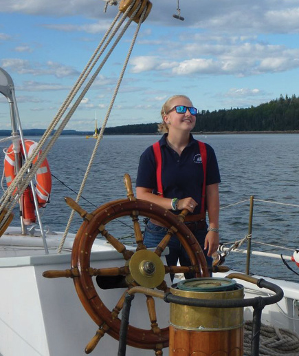 Sue Corl Youth Sailing Scholarship Opportunity