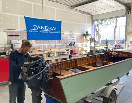 Padanaram Boatworks Opens in Portsmouth, RI