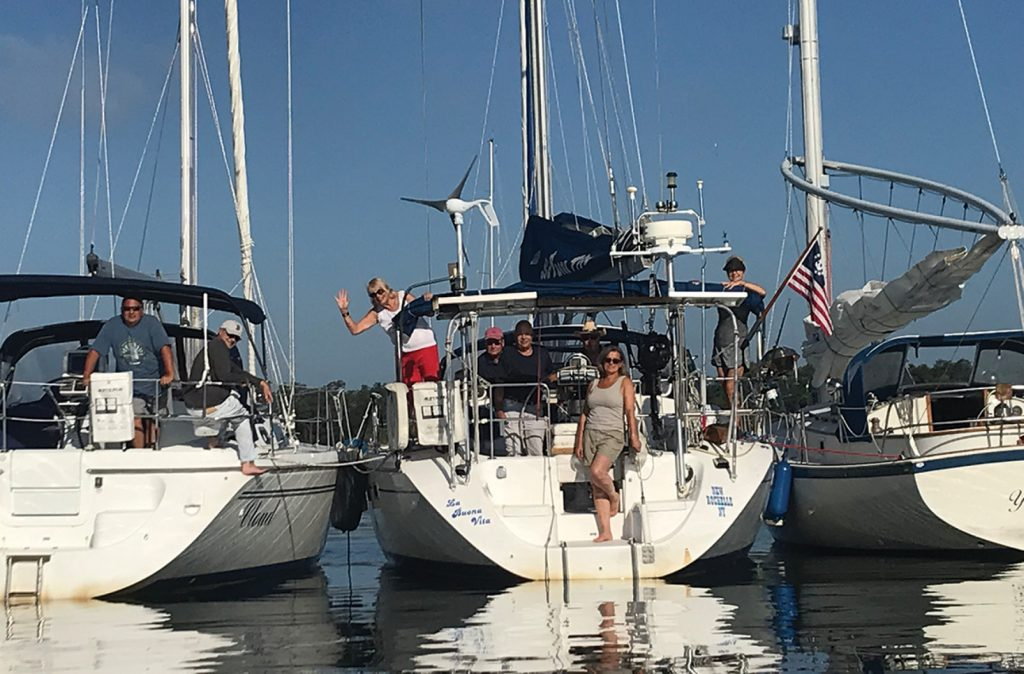 "Singles Under Sail ""Meet the Skippers"" is Saturday, May 1"