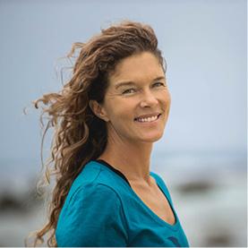 Women on the Water: Liz Clark