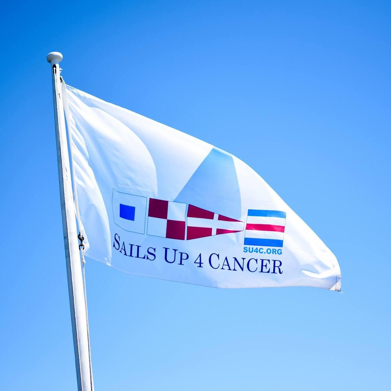 Sails Up 4 Cancer Regatta Weekend is June 18 & 19
