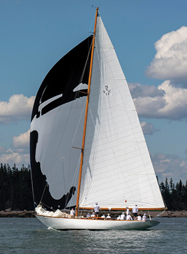 Boothbay Harbor YC Adds Classic Yacht Races to its Annual Regatta