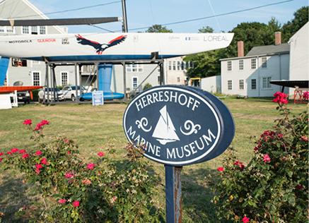 Herreshoff Marine Museum Opens for Golden Jubilee