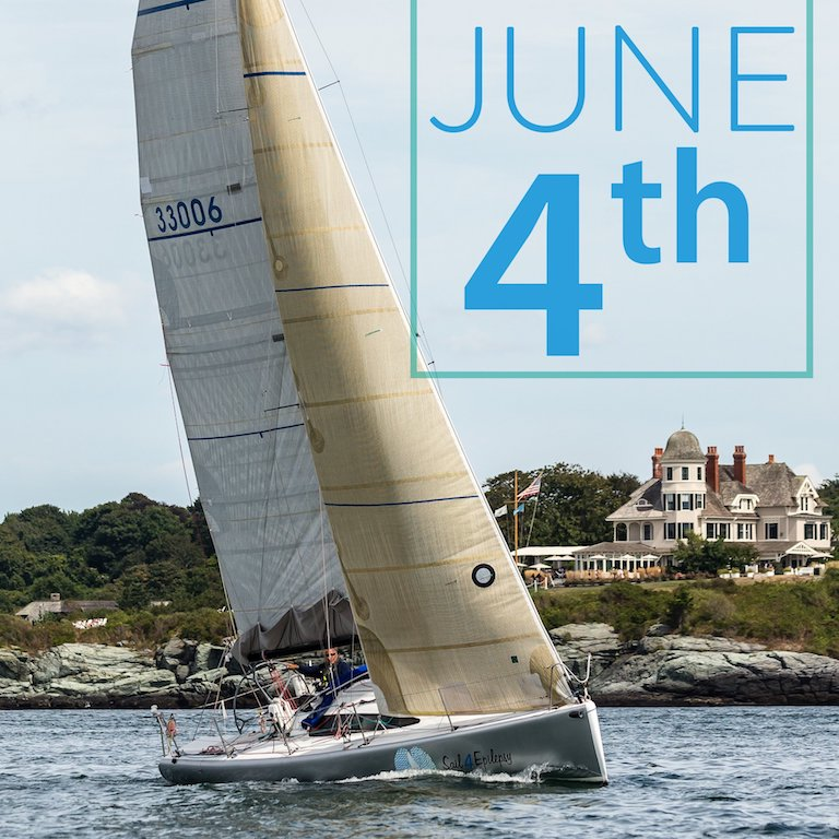 """Phil Haydon and WindCheck's Own Joe """"Coop"""" Cooper are Competing in the Bermuda 1-2 in Support of Sail 4 Epilepsy"""
