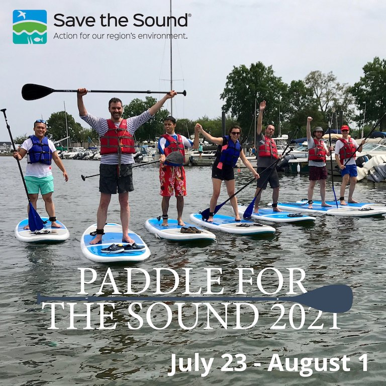 Paddle For the Sound 2021 is July 23 – August 1