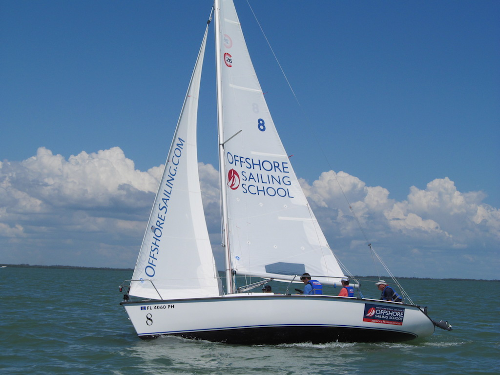 Offshore Sailing School Poised for Growth with Management Promotions and Staff Additions