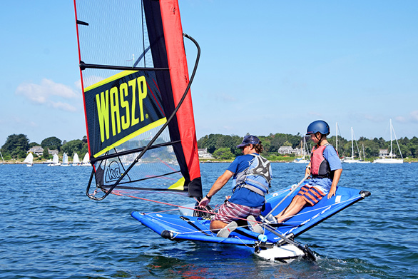 Foiling at NESS