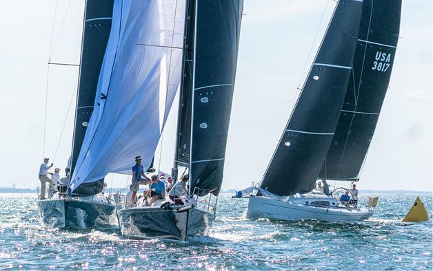 Storm Trysail Club Ted Hood Regatta is August 20 – 23