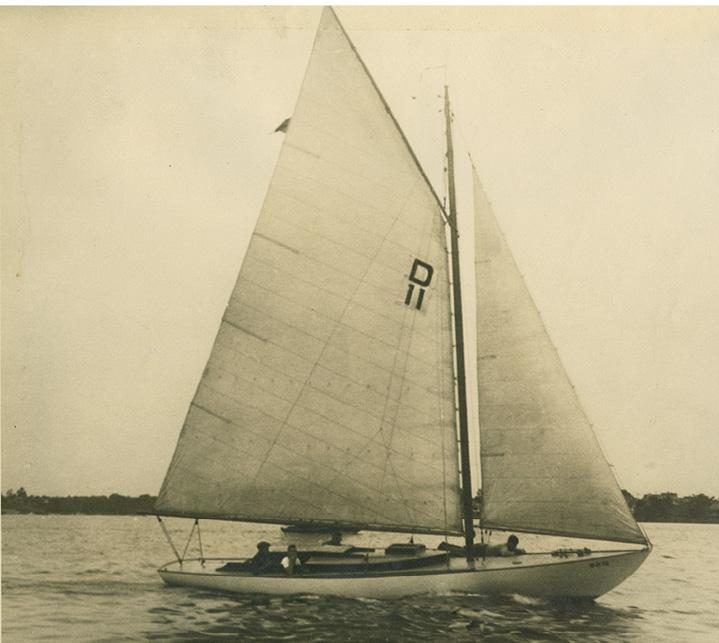 The Buzzards Bay 25s