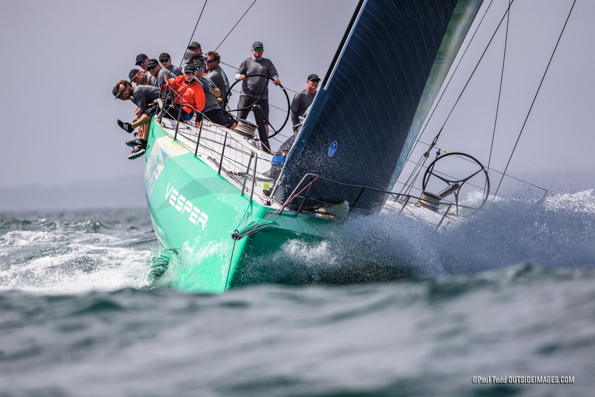 Pacific Yankee Doubles Up at Melges IC37 National Championships; Vesper, Impetuous and Flying Jenny Win ORC East Coast Titles