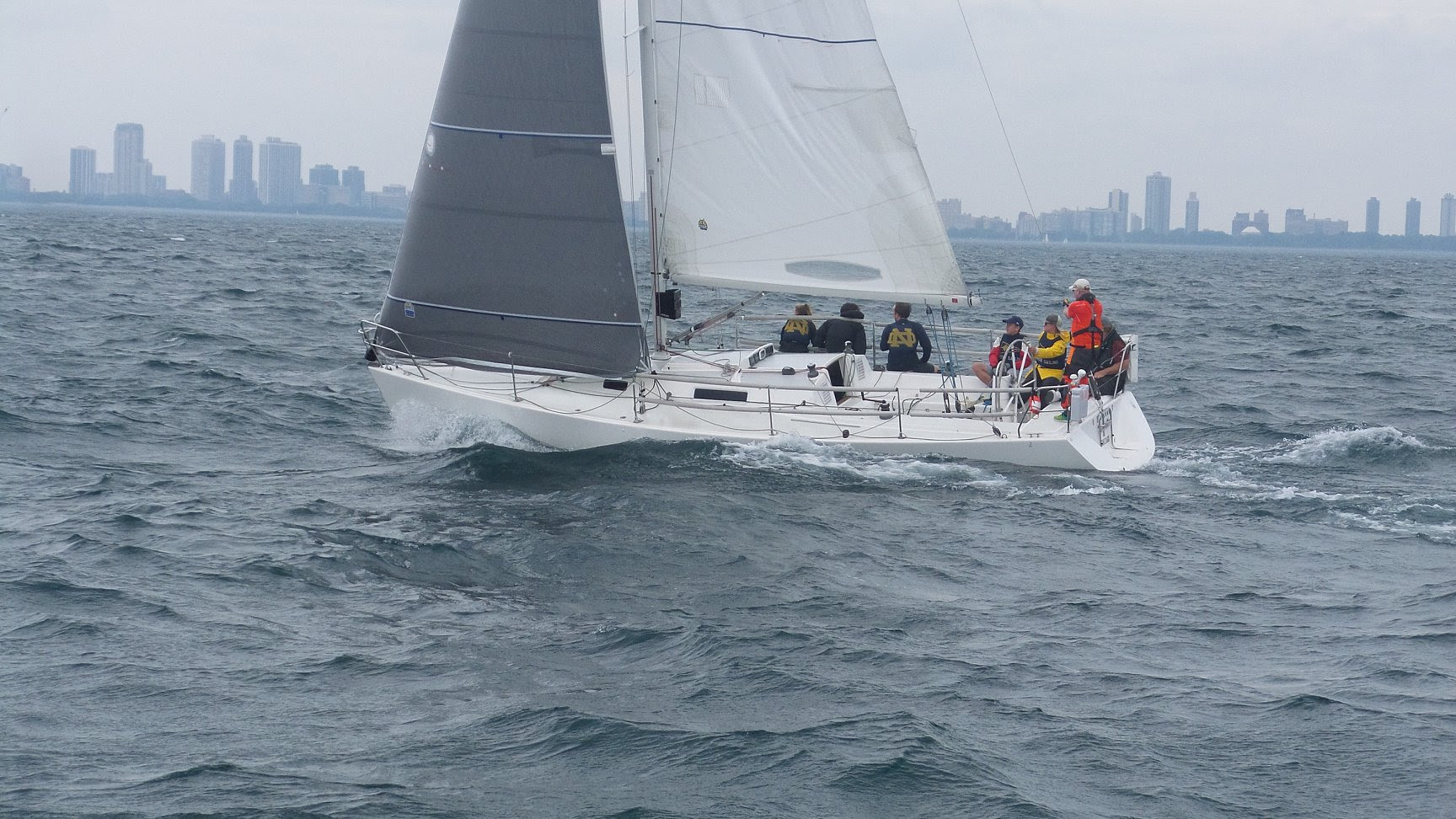 Storm Trysail Club and Columbia YC Join Forces for the 2021 Great Lakes Intercollegiate Offshore Regatta