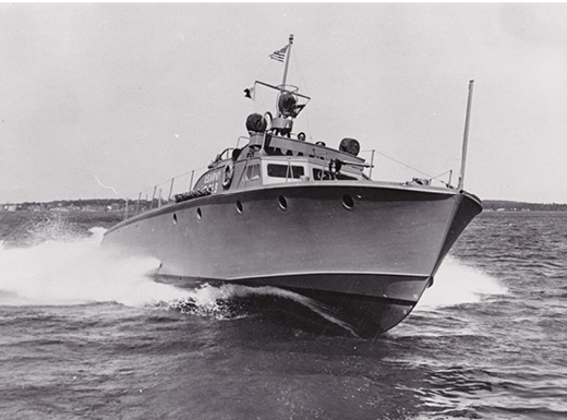 From the Herreshoff Archives